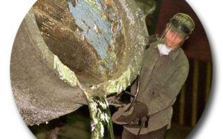 Заводы производства олова
