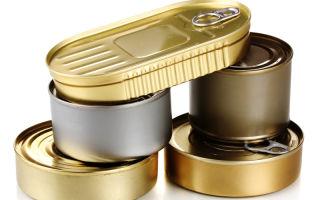Вредно ли пищевое олово?