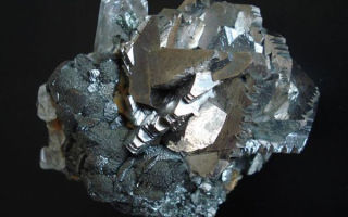 Добыча олова в Боливии
