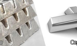 Как в быту отличить олово от серебра?