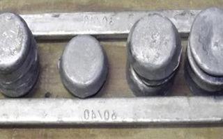 Как отличить олово от свинца?