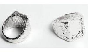Кольцо из олова