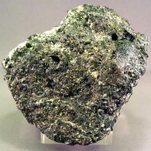 Касситерит в чистом виде, так добывают олово
