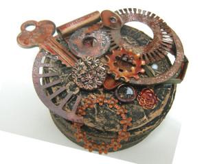 Ржавое олово и медь