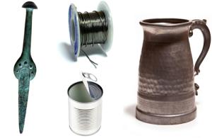 Первое приминение олова в истории человечества
