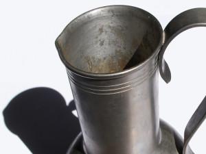 ваза из олова 2